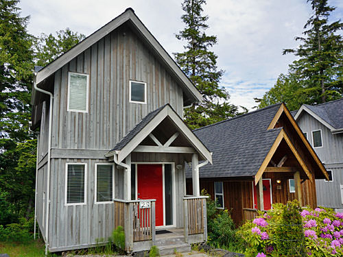 Je cottage in Ucluelet